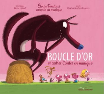 Boucle d'Or et Autres Contes pochette album